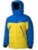 Marmot Mens 8000 Meter Parka Acid Yellow/ Cobalt Blue