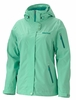 Marmot Womens Snow Queen Jacket Green Forest