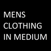 Mens Clothing Size Medium