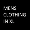 Mens Clothing  Size XL