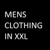 Mens Clothing Size XXL