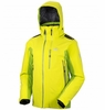 Millet Mens 7/24 Stretch Jacket Sulphur/ Linden Green