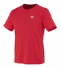 Millet Mens Alpine T Shirt SS Red/ Rouge