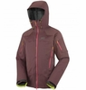 Millet Mens Alpinist GTX Stretch Jacket Wine