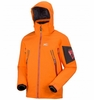 Millet Mens Gerva Stretch Jacket Orange