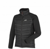 Millet Mens Hybrid Heel Lift Down Jacket Black/ Black