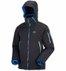 Millet Mens Line Stretch Jacket Black/ Sky Diver