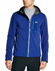 Millet Mens Manaslu Jacket Ultra Blue/ Charcoal