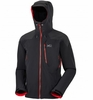 Millet Mens Roc + Ice Windstopper Hoodie Black/ Noir