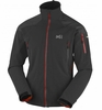 Millet Mens Roc + Ice Windstopper Jacket Black/ Noir
