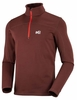 Millet Mens Technostretch Pullover Wine XXL