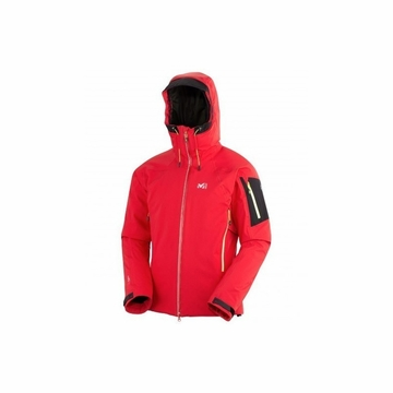 Millet Mens Touring Insulated Neo Jacket Red/ Black