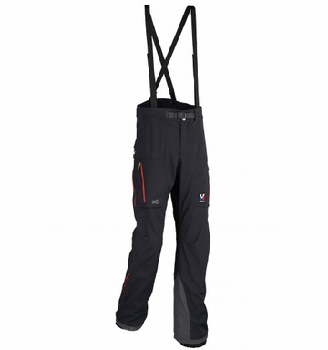 Millet Mens Trilogy Windstopper Storm Pant Black