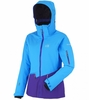Millet Womens Alakshak Stretch Jacket Flashy Blue/ Purple Blue