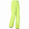 Millet Womens Big White Stretch Pant Acid Green