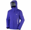 Millet Womens Borealis Jacket Purple Blue