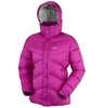 Millet Womens Eyak Down Jacket Amethyst