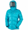 Millet Womens Eyak Down Jacket Horizon Blue