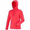 Millet Womens Hickory Hoodie Hibiscus