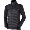 Millet Womens Hybrid Heel Lift Jacket Black/ Noir