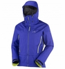 Millet Womens Kamet GTX Jacket Purple Blue