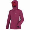 Millet Womens Montets GTX Jacket Velvet Red