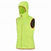 Millet Womens Pierra Ment Alpha Vest Acid Green