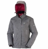 Millet Womens Pobeda 3 in 1 Jacket Dark Heather