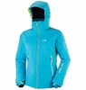 Millet Womens Side GTX Stretch Jacket Horizon Blue