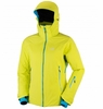 Millet Womens Side GTX Stretch Jacket Sulphur