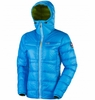 Millet Womens Trilogy Down Tek Jacket Light Sky/ Acid Green