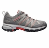 Montrail Womens Mountain Masochist III Dove/ Poppy Red