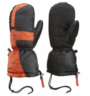 Mountain Hardwear Absolute Zero Mitt Black (Spring 2014)