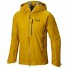Mountain Hardwear Alchemy Hooded Jacket Inca Gold Large