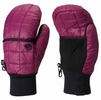 Mountain Hardwear Womens Grub U Glove Dark Raspberry (Close Out)