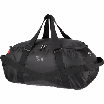 Mountain Hardwear Lightweight Expedition Duffel Black Large (Close Out)