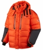 Mountain Hardwear Mens Absolute Zero Parka State Orange 2015