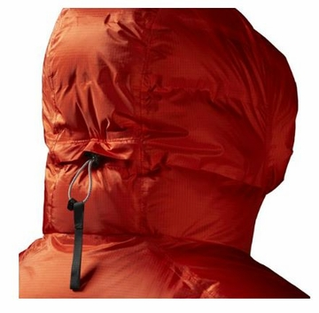 Mountain Hardwear Absolute Zero Suit State Orange 2015