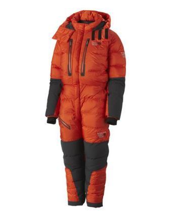 Mountain Hardwear Absolute Zero Suit State Orange