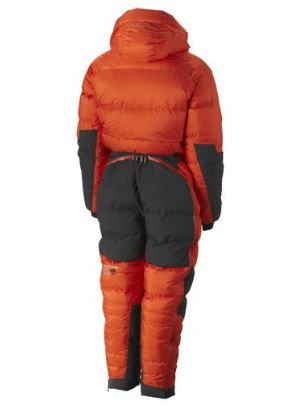 Mountain Hardwear Absolute Zero Suit State Orange 2014