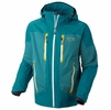Mountain Hardwear Mens Alakazam Jacket Sea Level/ Deep Water XL