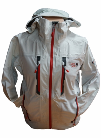 Mountain Hardwear Mens Alakazam Jacket Sea Salt/ Steam (Close Out)