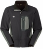 Mountain Hardwear Mens Alchemy Jacket Black XL (Close Out)