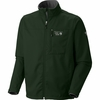 Mountain Hardwear Mens Android II Jacket Duffel (Dark Green Close Out)