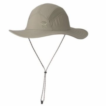 Mountain Hardwear Mens Canyon Sun Hat Khaki