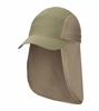 Mountain Hardwear Mens Cooling Ravi Flap Cap Stone Green (Close Out)
