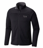 Mountain Hardwear Mens Desna Grid Jacket Black