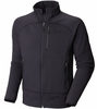 Mountain Hardwear Mens Desna Full Zip Jacket Black (Close Out)