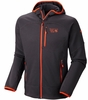 Mountain Hardwear Mens Desna Jacket Shark