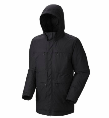 Mountain Hardwear Mens Downtown Coat II Black (Autumn 2013)